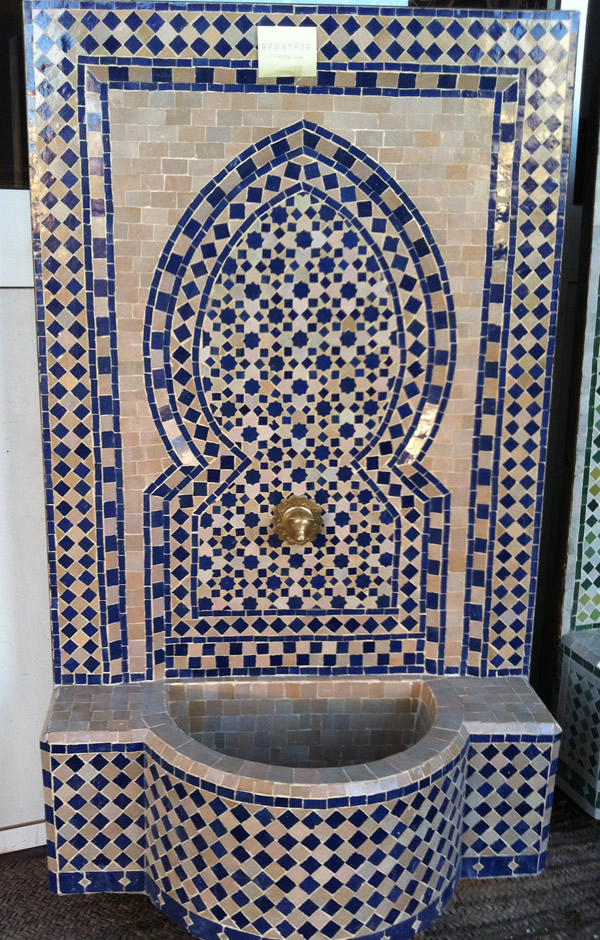 fuente de decoracion arabe